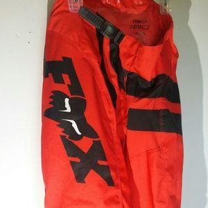 Fox Youth Racing Pants size 12 -14 /28